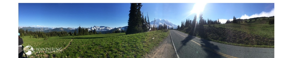 Matt Emerson Wandering But not Lost Seattle Mt Rainier