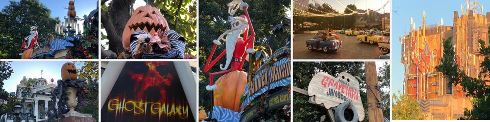 Matt Emerson Wandering But Not Lost HalloweenTime at the Disneyland Resort