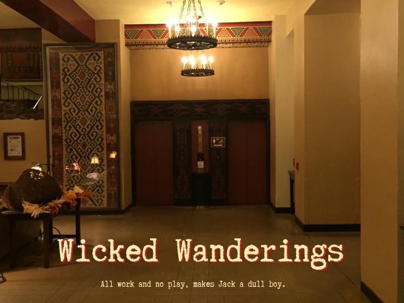 Wicked Wanderings, Wandering But Not Lost, Matt Emerson