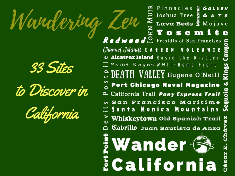 Wandering But Not Lost 33 Sites to Discover in California Matt Emerson